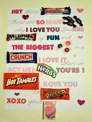 Wrap love letter.