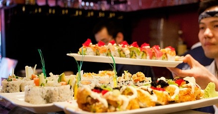 best new restos in Hali 2012: wasabi house, cheese curds gourmet burgers, bistro le coq