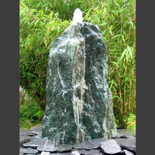 Gartenbrunnen Komplettset belgisch Granit 50cm 1