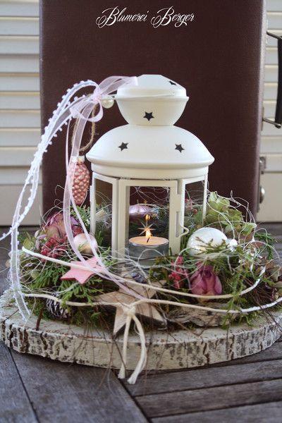 Decoreer een boomschijf met leuke herfst en winter spulletjes...9 prachtige voorbeelden voor op de tafel! - Zelfmaak ideetjes