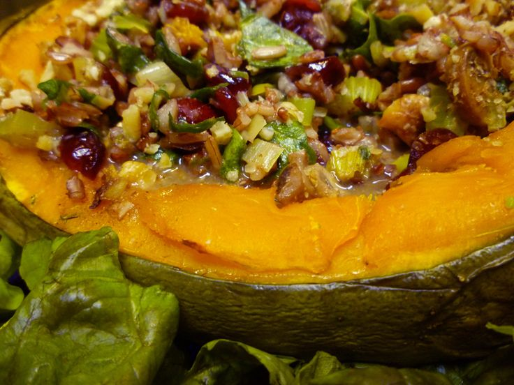 I love the look of the Blue Hubbard Squash before it's been cooked.   Check out the grayish-blue skin and bright orange flesh. So cool!                                          This dish is a great addition to any meal, especially Thanksgiving or Christmas dinner. ...