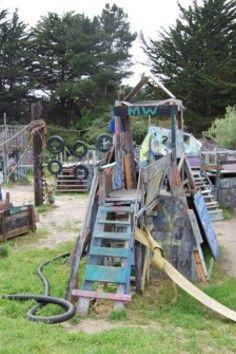 Adventure Playground, A top ten playground
