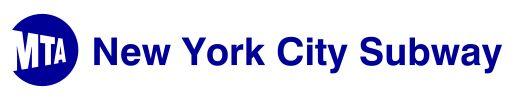 Logo, subway not transit