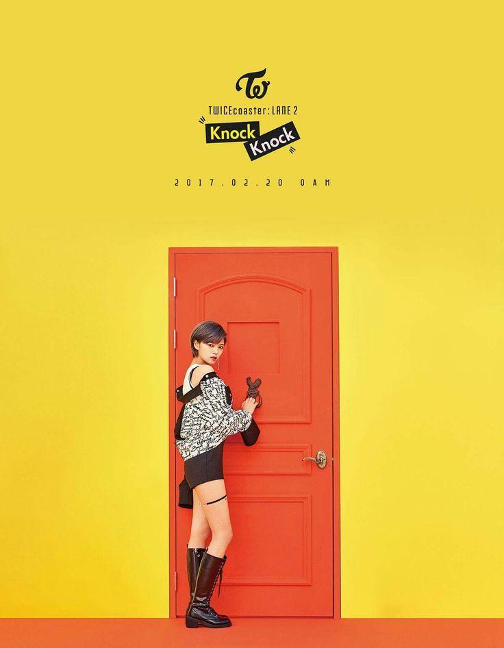 TWICE SPECIAL ALBUM <TWICEcoaster : LANE 2>  JUNGYEON KNOCK KNOCK 2017.02.20 0AM   #TWICE #트와이스 #KNOCKKNOCK