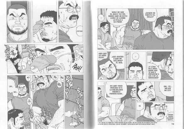 04 Jiraiya - El Novio de mi Padre ( gay - bara )