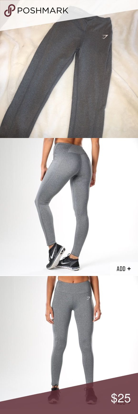 Gymshark Grey Dry Sculpture Leggings XS Absolutely love these however they are much too small for me now. I am roughly a size 1 or 3 in jeans and these are too tight for me to pull up now. Only worn a few times, like brand new condition! (2&3 pic is from gymshark website) I do not reply to comments regarding trades, offers, or creating bundles. Please use offer button or create your own bundles. Gymshark Pants Leggings