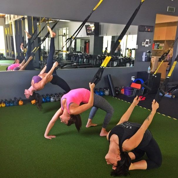 Trx Bands Workout Youtube: 1000+ Images About TRX On Pinterest