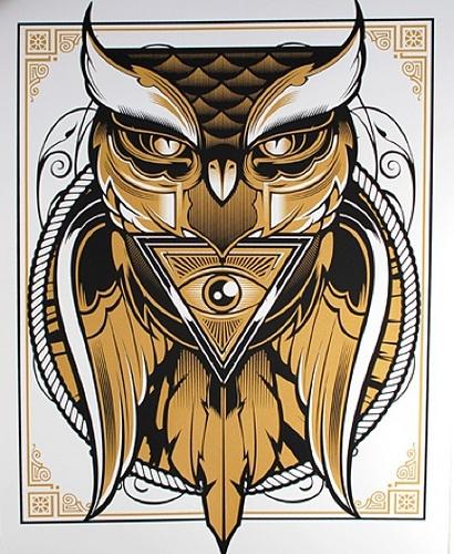owl by hydro74. soon on my back.