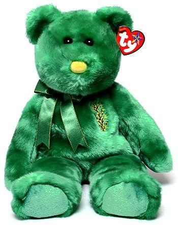 Wattlie - Bear - Ty Beanie Buddies