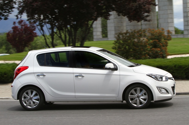 Perfil del Hyundai i20