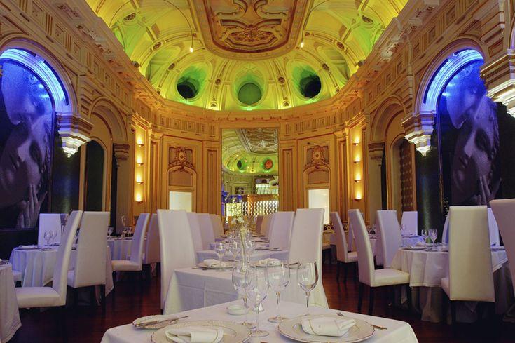 Restaurante la Capilla de la Bolsa, Madrid, España