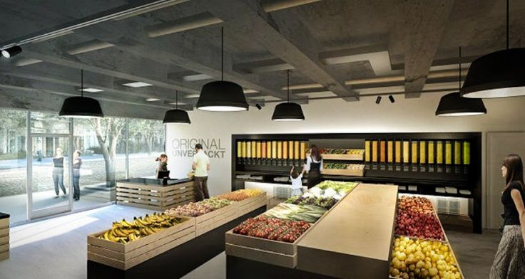 This zero-waste grocery store has no packaging, plastic or big-name brands. Used crowdfunding to start!