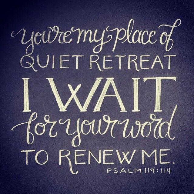 Psalm 119:114