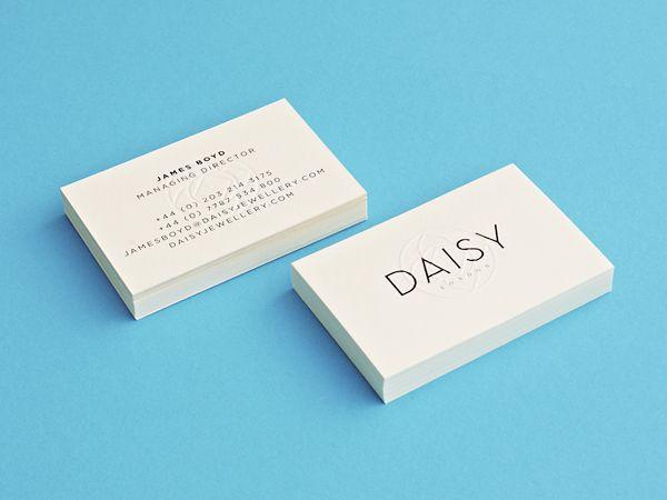 Daisy London by Two Times Elliott , via Behance