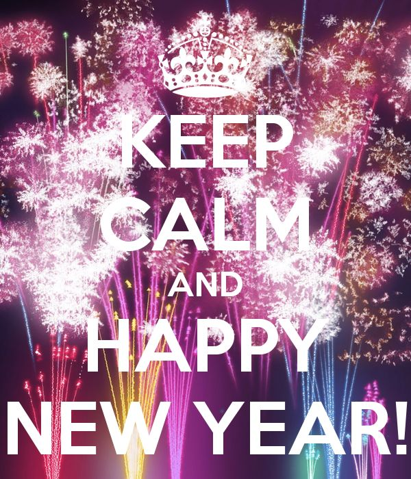 Keep Calm and Happy New Year                                                                                                                                                                                 Mais
