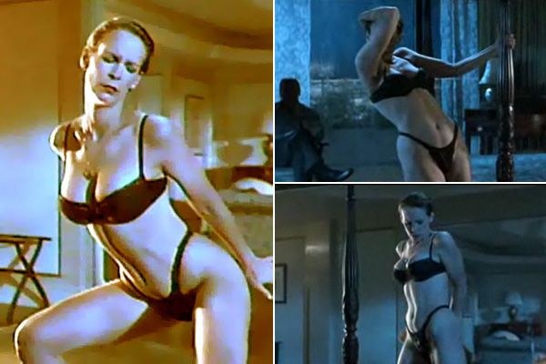 Jamie lee curtis is my true hero if she can make her body look this good so can i my - Jamie lee curtis thong ...