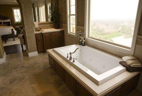 Łazienka z widokiem - Urządzamy łazienkę