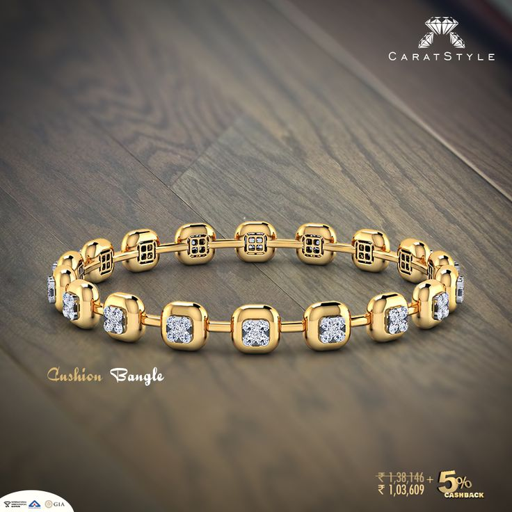 The Love Affair of Brazen Gold and Quirky ‪#‎Diamonds‬! Shop now. #bangles…