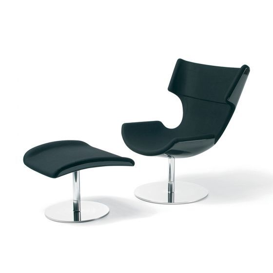 BOSON CHAIR UPH LEATHER HH