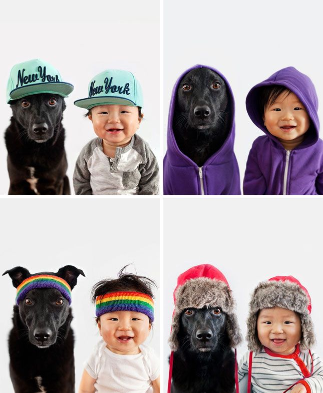 This photography series is TOO cute!