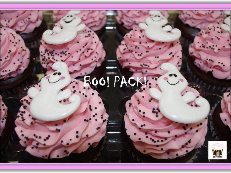 BOO Pack! Visit Omg! Cupcakes at www.facebook.com/OmgCupcakesGP