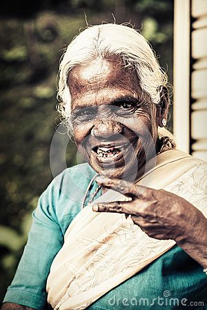 Happy Old Indian Woman. Elderly Wrinkles - Download From Over 46 Million High Quality Stock Photos, Images, Vectors. Sign up for FREE today. Image: 75376044