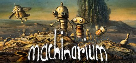 Machinarium su Steam