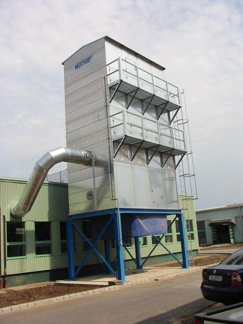 Elszívó csővezetékek utólag is egyszerűen csatlakoztathatóak a Nestro szűrőberendezésekhez.  http://nestro.hu/termekeink/vakuumos-szuroberendezesek