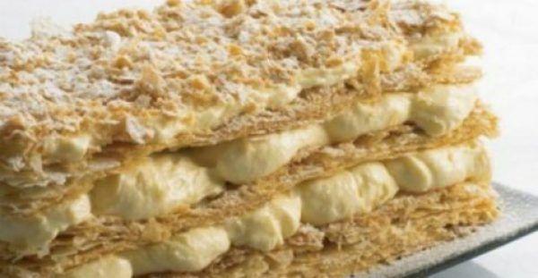 Το Μιλφέϊγ της τεμπέλας! Μια πολύ εύκολη συνταγή, για ένα δροσερό και ανάλαφρο γλύκισμα