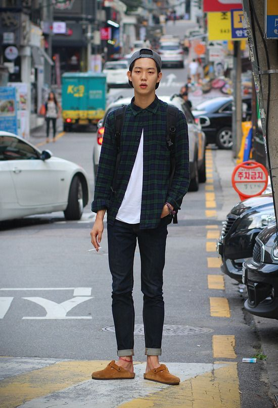 Official Korean Fashion : Korean Street Fashion: