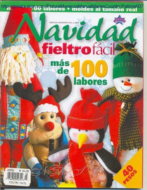 Fieltro Facil 2005 n03 - REVISTAS DIVERSAS - Picasa Web Albümleri