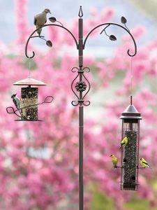 Hanging hardware for my bird feeders