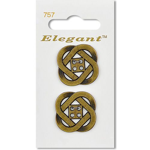 The Elegant line is only sold to independent store owners, you will not find these cards in any major retailer.  A variety of buttons from high fashion and sparkle to basic repair buttons.�