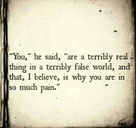 Pain.  It seems to be an on going companion. It has given me more compassion for others and is only more recently teaching me about how my lack of acceptance of it has been what has turned it into suffering, It is a wearing, and sometimes brutal, teacher.