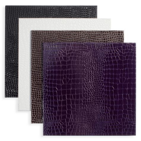 Everglades Square Placemat Sets Of 4 From Z Gallerie
