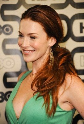 Bridget Regan attends HBO's Post 2013 Golden Globe Awards Party held at Circa 55 Restaurant at the Beverly Hilton Hotel