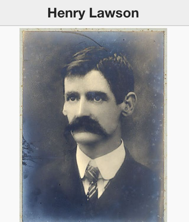 """The short story """" The Drovers Wife"""" was by Henry Lawson!"""