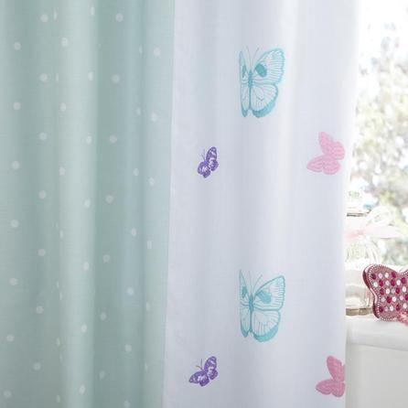 Kids love to shop blackout pencil pleat curtains dunelm - Childrens bedroom blackout curtains ...