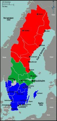 Sweden travel guide - Wikitravel