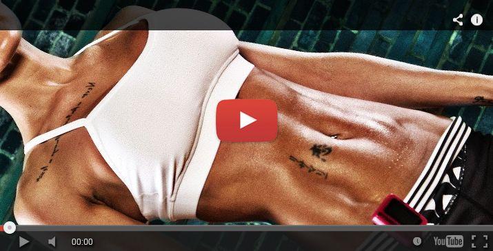 BodyRock Throwback: Blow Me Extreme Ab Workout