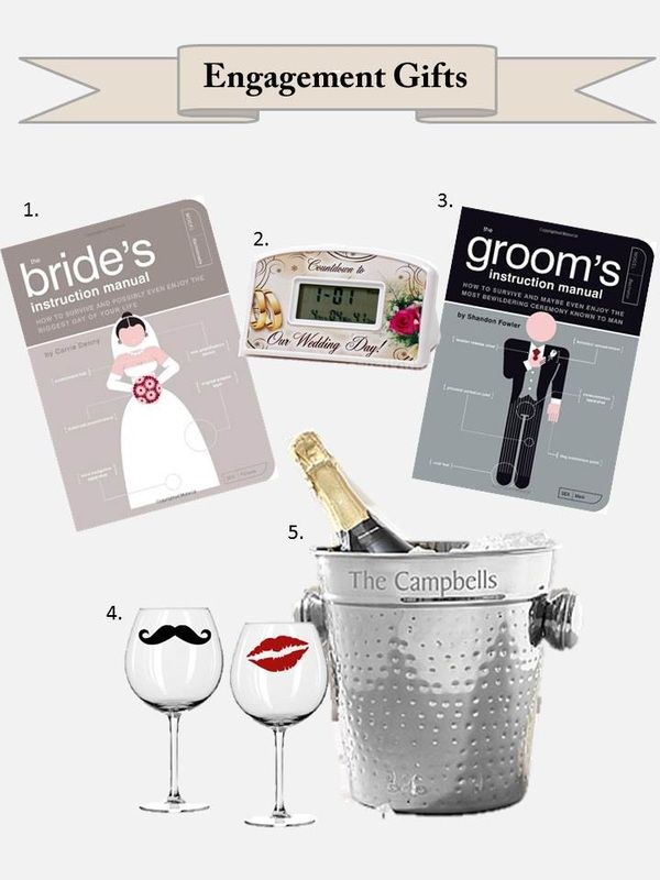 A Gift Idea For Newly Engaged Couples Gift Ideas