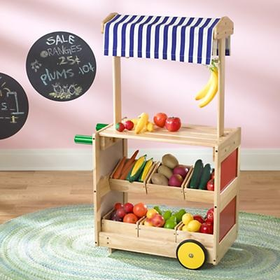 78 best images about kids play market on pinterest shops for Stand de fruits ikea
