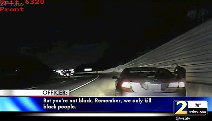 """Escándalo en EE.UU. por polémica frase de policía: """"Sólo matamos a negros"""""""