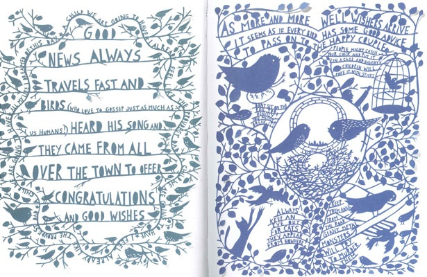 Rob Ryan's new book A Sky Full of Kindness