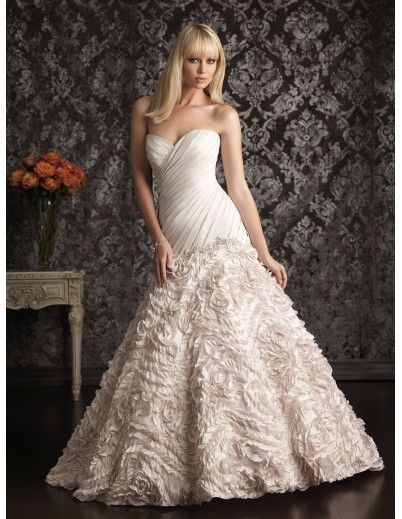 30 best Allure Bridal images on Pinterest | Wedding dressses ...
