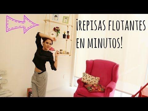 HAZ REPISAS FLOTANTES EN MINUTOS ♥ - (Yuya ft. MOTEL) - YouTube