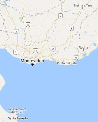 Punta del Este – Google Maps