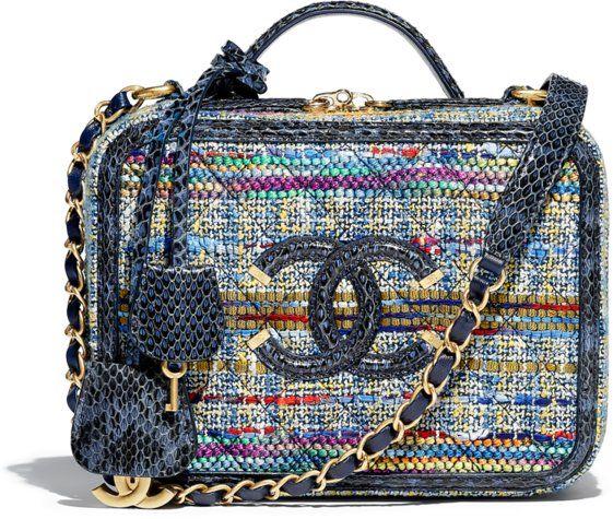 5205d9a66178 chanel 2018 spring summer handbag bag purse season collection