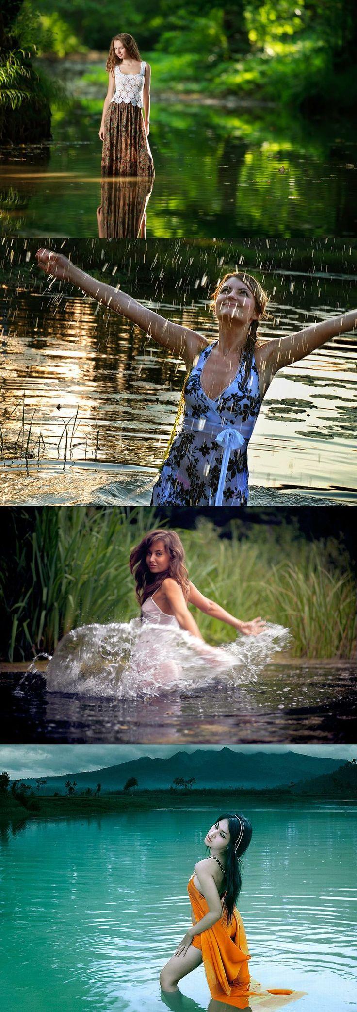 Girl-in-Water