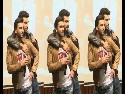 ROMANCE between GUNDAY Ranveer Singh and Arjun Kapoor.